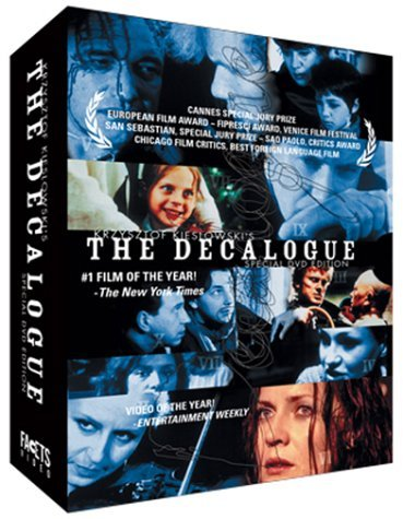 Decalogue Complete Set Decalogue Clr Nr 3 DVD