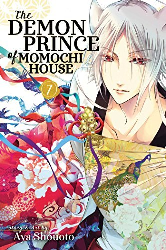 Aya Shouoto The Demon Prince Of Momochi House Volume 7