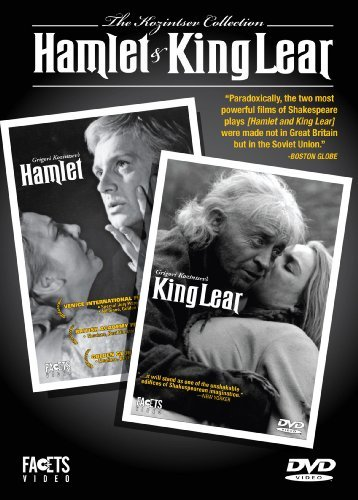 Hamlet King Lear Kozintsev Collection Bw Ws Nr