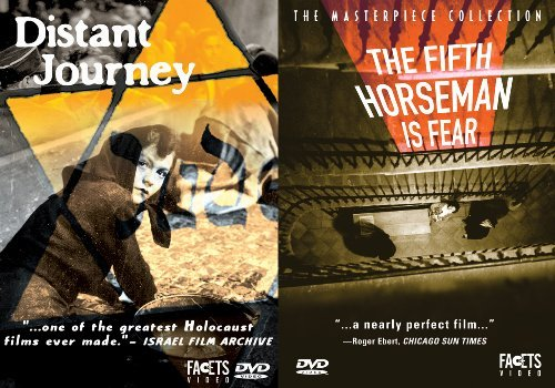 Distant Journey Fifith Horsema Distant Journey Fifth Horseman Bw Ws Cze Lng Eng Sub Nr 2 DVD