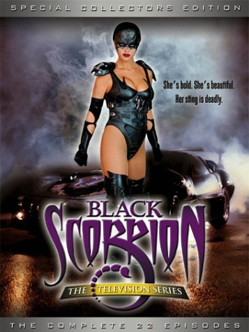 Black Scorpion Black Scorpion Boxed Set Nr 6 DVD