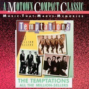 Temptations All The Million Sellers