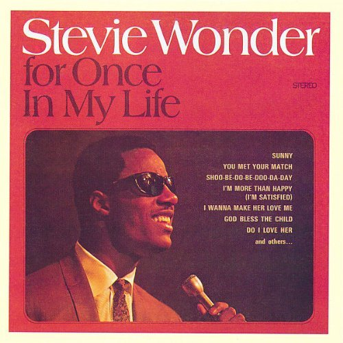 Stevie Wonder For Once In My Life