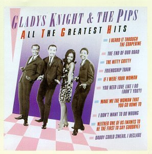 Gladys & Pips Knight All The Great Hits