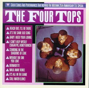 Four Tops Great Songs & Performances