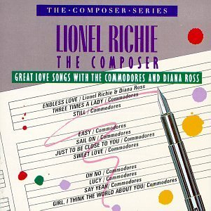 Lionel Richie Composer Series