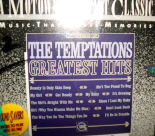 Temptations Greatest Hits Vol 1