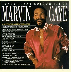 Gaye Marvin Every Great Motown Hit
