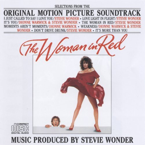 Various Artists Woman In Red Wonder Warwick