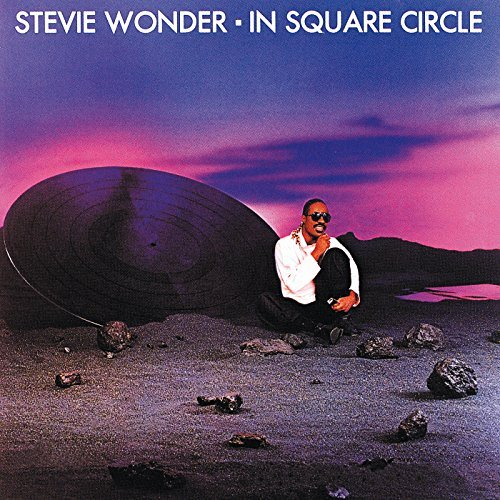 Stevie Wonder In Square Circle