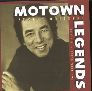 Smokey Robinson Cruisin' Motown Legends