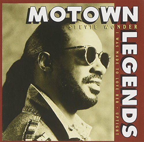 Stevie Wonder I Was Made To Love Her Motown Legends