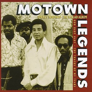 Smokey Robinson Ballad Album Motown Legends