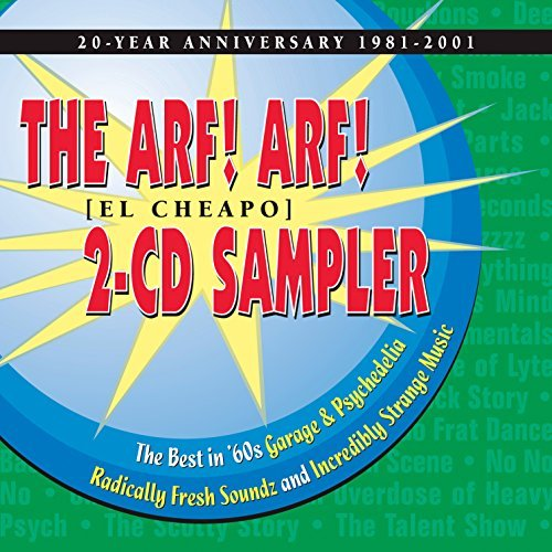 Arf! Arf! El Cheapo Sample Arf! Arf! El Cheapo Sampler Lazy Smoke Litter Rising Storm