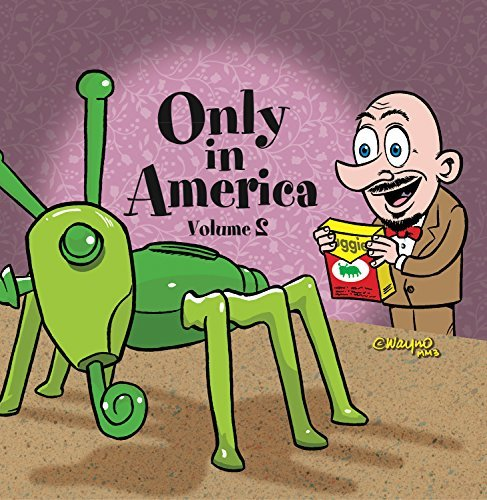 Only In America Vol. 2 Only In America Incl. Booklet Only In America