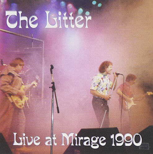 Litter Live At Mirage 1990