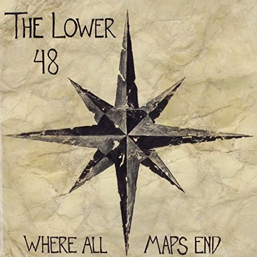 Lower 48 Where All Maps End