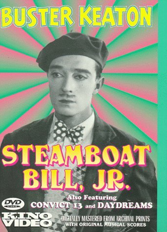 Steamboat Bill Jr. Keaton Mcguire Torrence Lewis Nr 3 On 1