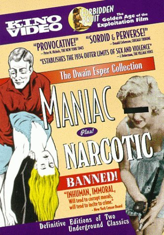 Maniac Narcotic Maniac Narcotic Bw Nr 2 On 1