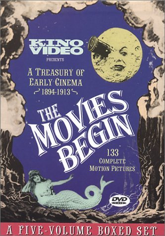 Movies Begin Vol. 1 5 Movies Begin Clr Nr 5 DVD Set