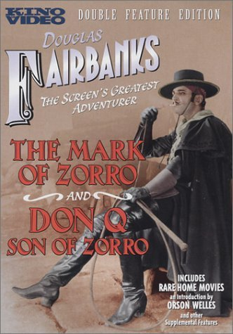 Mark Of Zorro Don Q Son Of Zor Mark Of Zorro Don Q Son Of Zor Nr