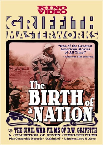Birth Of A Nation (1915) Birth Of A Nation (1915) Nr 2 DVD