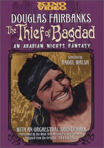 Thief Of Bagdad Thief Of Bagdad Clr Tinted Nr