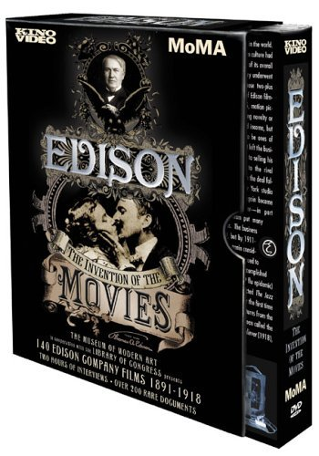 Edison Invention Of The Movies Edison Invention Of The Movies Nr 4 DVD