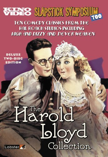 Harold Lloyd Collection 2 Lloyd Harold Nr 2 DVD