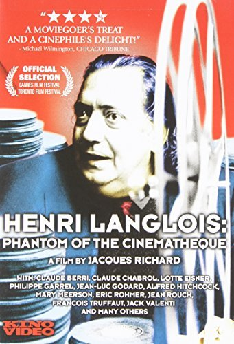 Phantom Of The Cinematheque Langlois Henri Fra Lng Eng Sub Nr