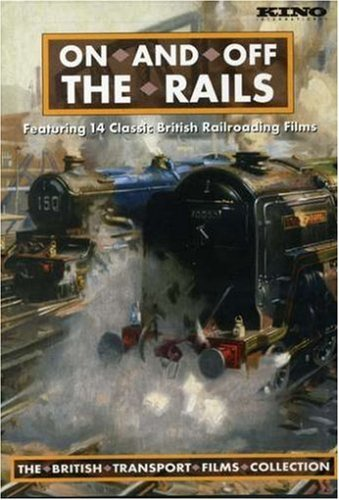 On & Off The Rails (1951 1980) On & Off The Rails (1951 1980) Bw Nr 2 DVD
