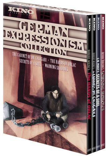 German Expressionism Collectio German Expressionism Collectio Nr 4 DVD