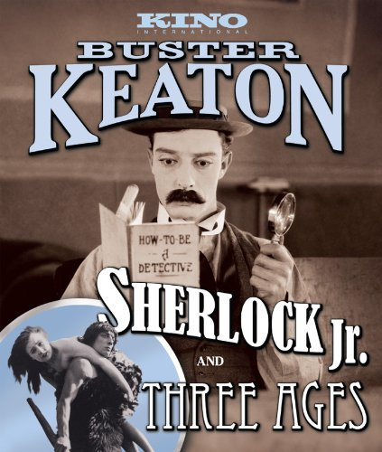 Sherlock Jr. Three Ages Sherlock Jr. Three Ages Blu Ray Ws Nr