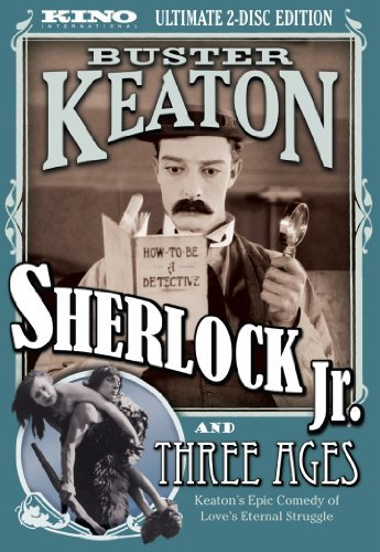 Sherlock Jr. Three Ages Sherlock Jr. Three Ages Nr 2 DVD