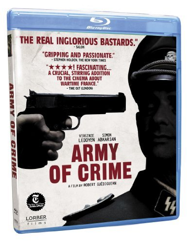 Army Of Crime Army Of Crime Blu Ray Ws Fra Lng Eng Sub Nr