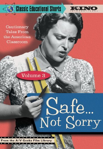 Classic Educational Shorts Vol. 3 Safe Not Sorry Nr