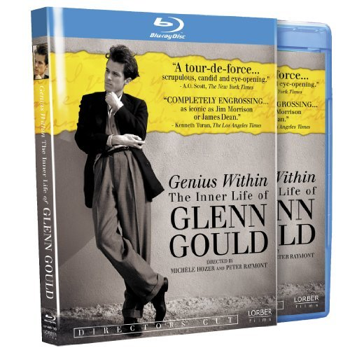 Genius Within Inner Life Of G Gould Glenn Blu Ray Ws Nr