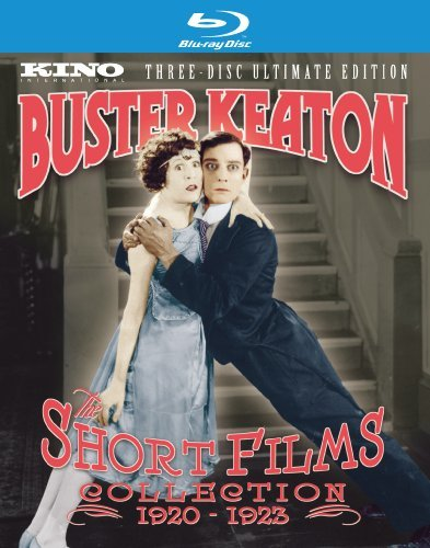 Buster Keaton Short Films Col Keaton Buster Blu Ray Ws Bw Nr 3 Br