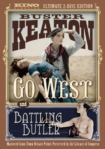 Battling Butler Go West Battling Butler Go West Nr 2 DVD