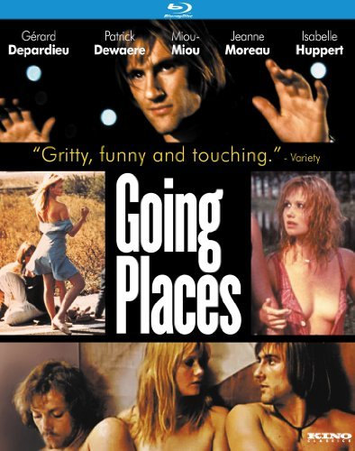 Going Places Going Places Blu Ray Ws Fra Lng Eng Sub Nr