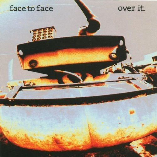 Face To Face Over It (ep)