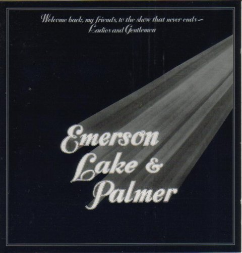 Emerson Lake & Palmer Welcome Back My Friends