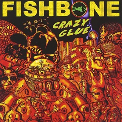 Fishbone Crazy Glue