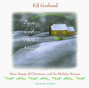 Edward Gerhard On A Cold Winter's Night