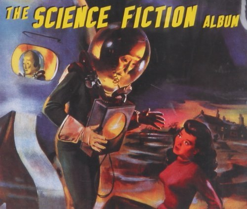 Various Artists Science Fiction Album 4 CD Incl. Booklet