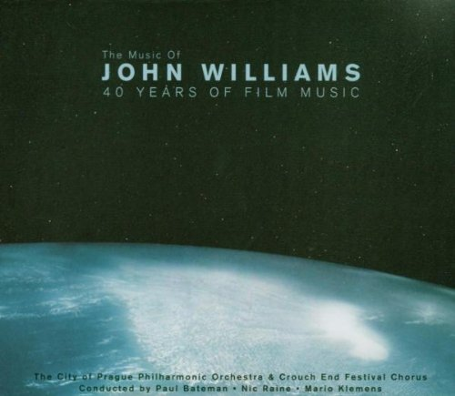 John Williams Music Of John Williams 4 CD
