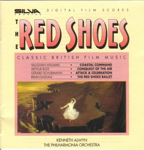 Vaughan Williams Eastdale Red Shoe & Other British Film