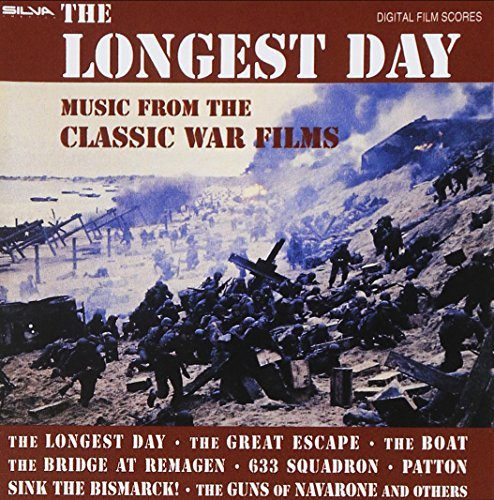 Various Artists Longest Day Music From Classi