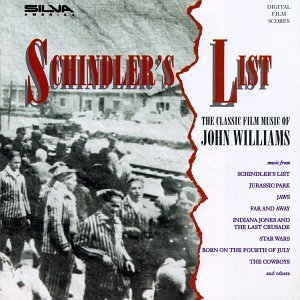 John Williams Classic Film Music Of Schindler's List Jurassic Park Jaws Star Wars Cowboys 1941
