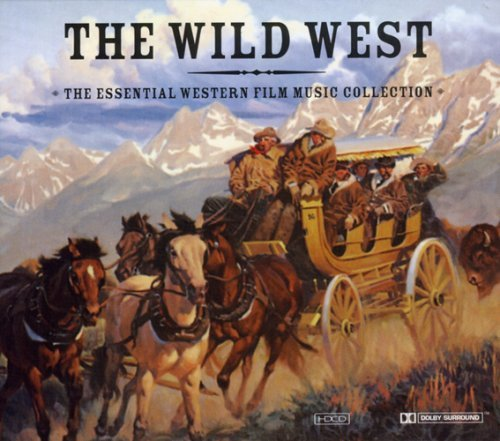 Wild West Essential Western Fi Soundtrack Hdcd 2 CD Set